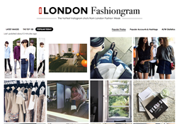 See the most popular LFW Instagram Posts updated in real time every day