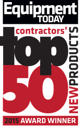 Equipment Today Contractors' Top 50 Products logo