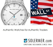 Line of Watches that Celebrate Wall Street Launches during New York Fashion Week