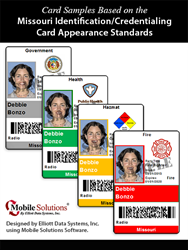 ID Card Samples