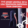 TYR Sport Unveils 2016 USA Triathlon National Team Uniform