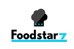 Foodstarz Logo Black