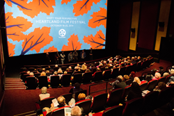 Heartland Film Festival - Oct. 16-25, 2015 in Indianapolis.