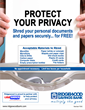 Protect Your Files Shredding Event