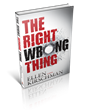 THE RIGHT WRONG THING by Ellen Kirschman is Now Available Worldwide