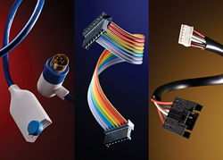 GCT Cable Assemblies - Overmold, IDC & Crimp