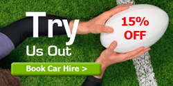 Green Motion car hire 15% discount