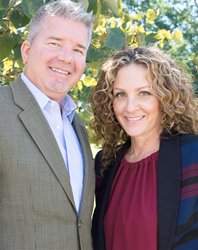 Tracie Wertz & Bill Barczy, Universal Companies, A la Mode Spa Retail Consulting & Products