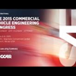 Journalists Invited to Attend SAE International 2015 Commercial Vehicle Engineering Congress