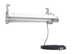 Two Foot, Two Lamp 34 Watt Ultraviolet Light Fixture