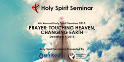 Holy Spirit Seminar 2015, United Theological Seminary