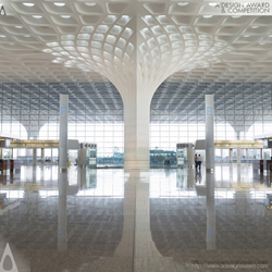 Chhatrapti Shivaji International Airport by Lucas Blair Simpson