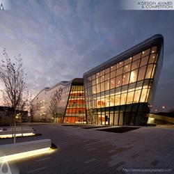 ICE Krakow by Ingarden & Ewý Architects Ltd