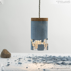 Slash Lamp by Motica Dragos