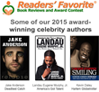 Readers' Favorite announces its 2015 International Book Award Contest results.