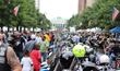Downtown Raleigh roars to life with over 100,000 visitors to Capital City Bikefest.