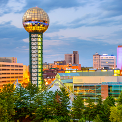 Knoxville Sunsphere Outing