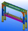 New Jersey's Wittpenn Bridge Fabrication Begins at TTI-FSS