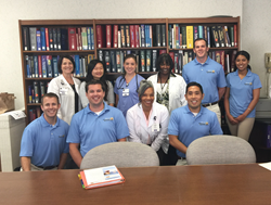 Marina Del Rey Hospital Staff attended a training in September led Marina Homecare management..