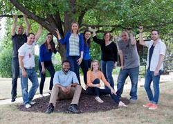 Evolve Creative Group earns Growth Award.
