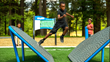 Challenge Course by GameTime™ Brings the Obstacle Course Experience to Communities Around the World