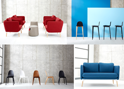 HighTower's Arlo Lounge Series and Ondarreta Collection