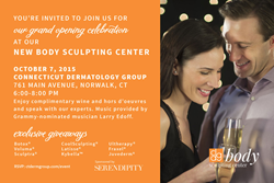 Body Sculpting Center Connecticut | Invitation
