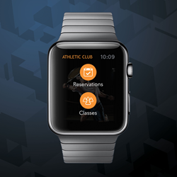 Apple Watch App by CSI Software