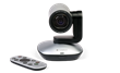 Logitech PTZ Pro with Remote Control