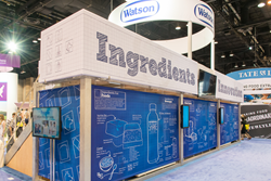 Watson Inc. Trade Show Booth