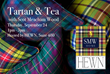 Join 'Titan of Tartan' Scot Meacham Wood for Tea to Celebrate the Launch of Scot Meacham Wood Home