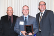 ChemicoMays VP Dave MacLeod (center) receives a 2015 Salute to Diversity Award from Corp! Magazine at its 9th annual ceremony held September 10.