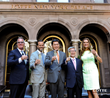 Lotte Hotel's Top Management Celebrates Grand Re-Opening of Lotte New York Palace in Manhattan, New York. Lotte Hotels & Resort is leading luxury hotels operator originating from South Korea.