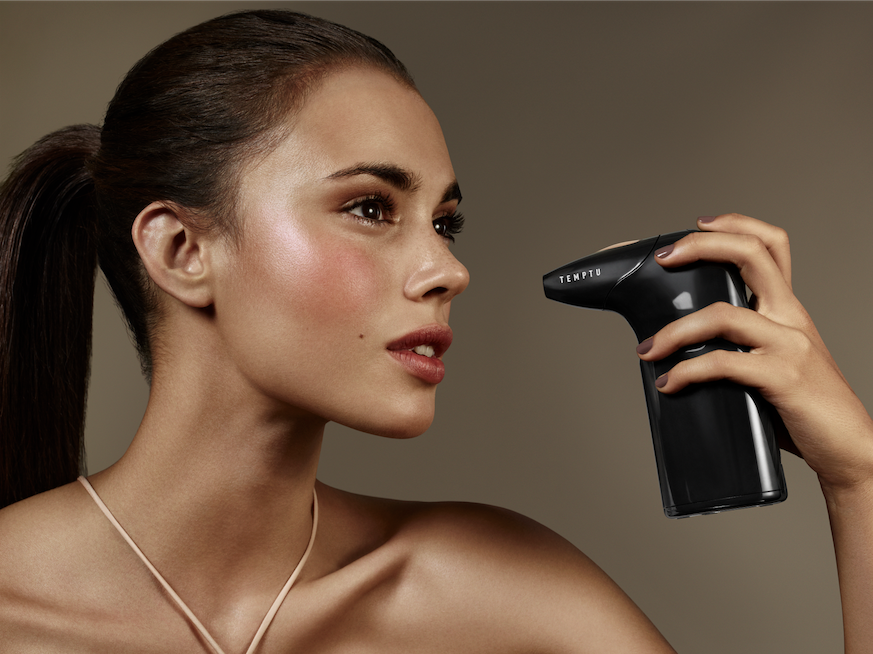 TEMPTU Introduces The First Handheld Airbrush Makeup Device