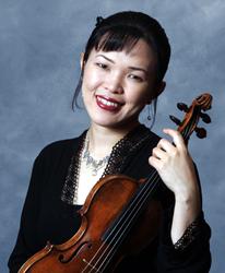 Tamamo Gibbs, Eric Benning, Violins, Cellos, Kansas City, Symphony, orchestra, violinist, violinmaker, Los Angeless