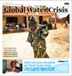"""Lacking Clean Water and Sanitation: Urging Action through Mediaplanet's """"Global Water Crisis"""" Campaign"""