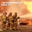 Mechille Wilson Agency Launches Charity Program in Buna, TX and Debuts with Campaign in Support of The Buna Fire Department