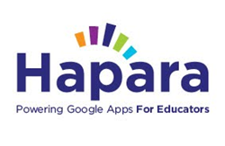 Hapara will be exhibiting at Bett 2016 with a Prestige Exhibition Stand
