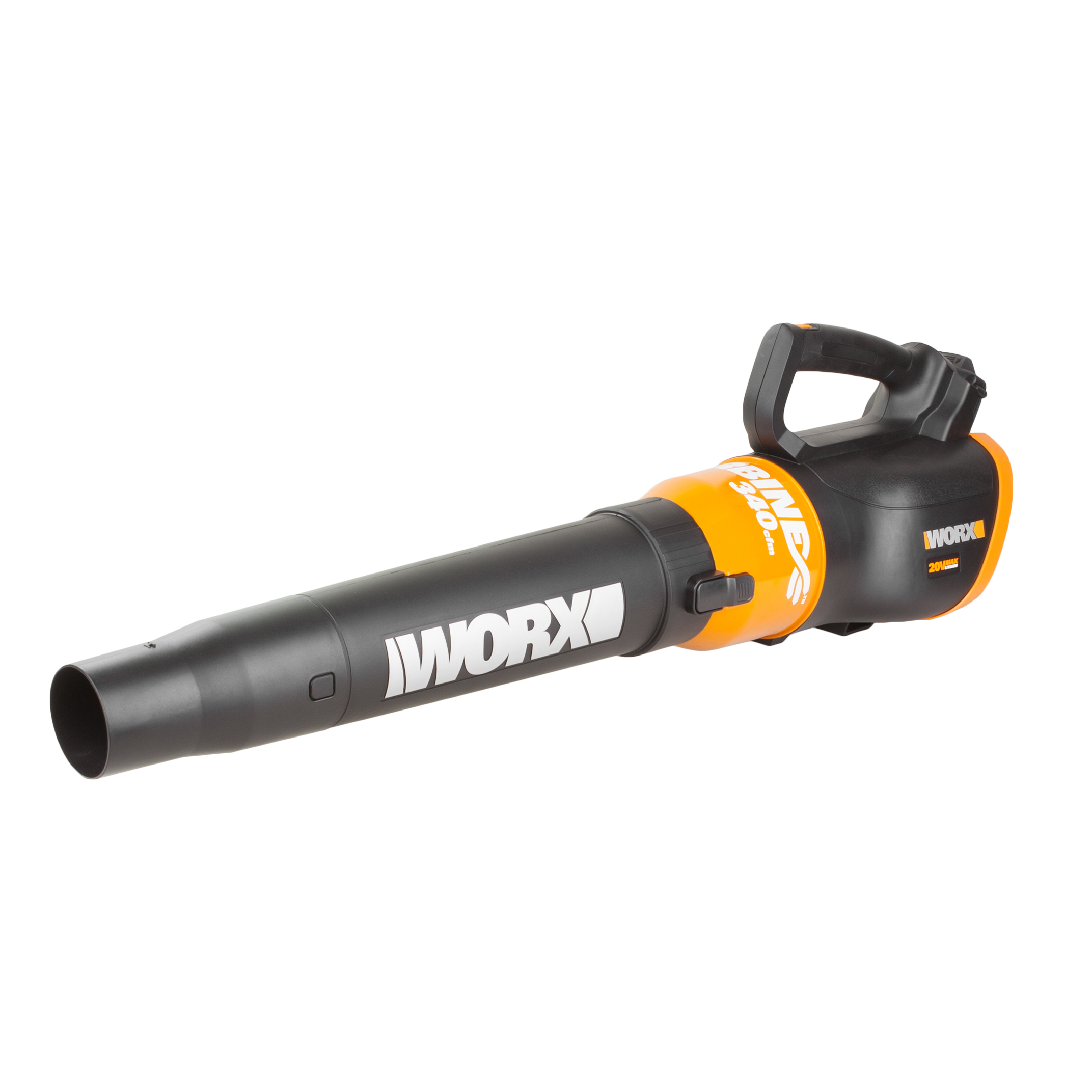 Air Blower Work : New worx air turbine blowers are up to five times more