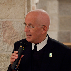 Brother Peter Bray, FSC, EdD Vice Chancellor, Bethlehem University