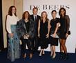 De Beers Diamond Jewellers Unveils the 2015 Edition of Moments in Light Featuring Zaha Hadid, Liya Kebede, Diana Krall & Karen Mok