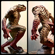 "15 inch full body maquettes - among the Kickstarter ""Rewards"""