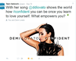 iaam-tweet-about-Demi-Lovato-inspiring-song-confident