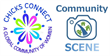 Community Scene Partners with Chicks Connect to Promote Women's Business Networking Groups Nationwide