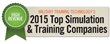 Cubic Corporation Receives 'High Revenue' Green Ribbon Award and Recognition as Top Simulation & Training Company