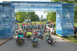 image of Kelly Brush Ride start