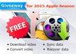 MacXDVD Gears up for 2015 Apple Season with Giveaway of 10K+ Copies Software for Video Conversion, Data Sync and Transfer