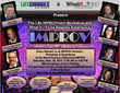 "Life Changing ""Life IMPROVment Workshop"" to take place at the World Famous Hollywood IMPROV on Saturday, September 26th"