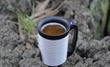 Muggino can cool down your drink using thermoelectric technology.