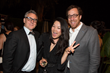 Screenwriter Michael Tupy, Crystal Kung Minkoff and director Rob Minkoff
